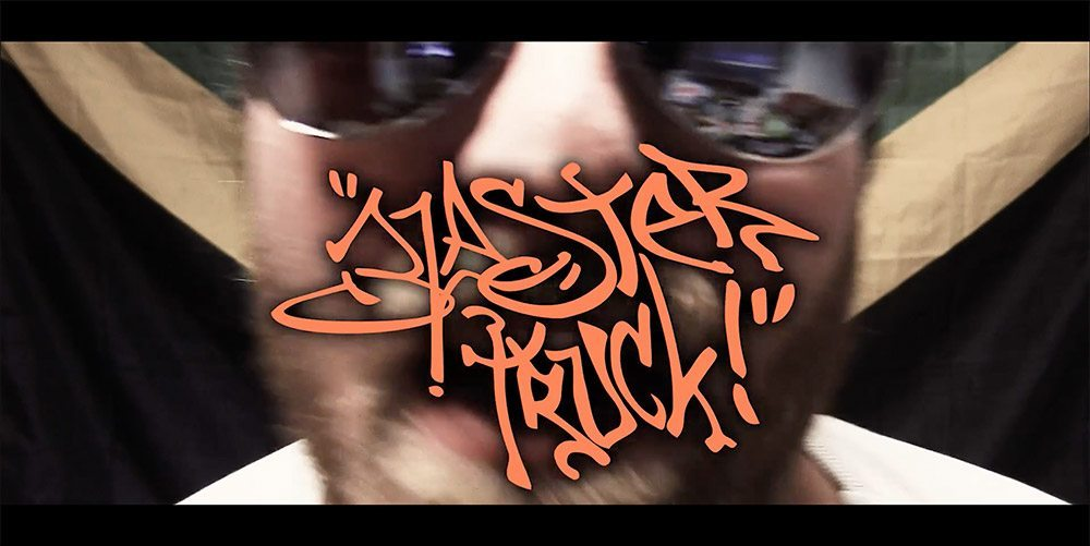 Blastertruck One Trailer